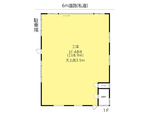 川口市 埼玉高速鉄道線戸塚安行駅の貸工場・貸倉庫画像(1)