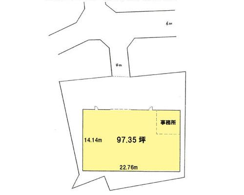 鶴ヶ島市 東武東上線坂戸駅の貸倉庫画像(1)