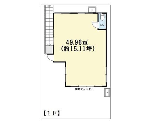 久喜市 JR東北本線久喜駅の貸倉庫画像(1)