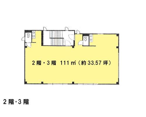 志木市 東武東上線志木駅の貸事務所画像(2)