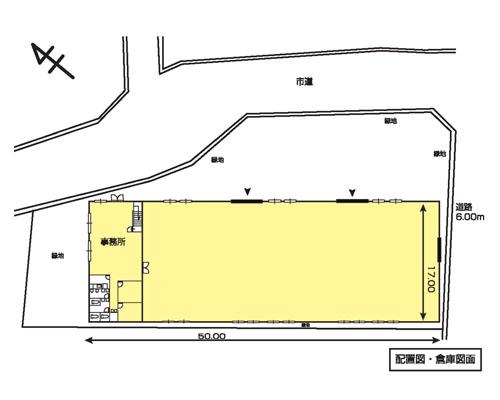 さいたま市岩槻区 東武野田線岩槻駅の貸工場・貸倉庫画像(1)