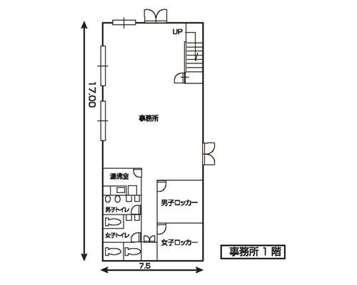 さいたま市岩槻区 東武野田線岩槻駅の貸工場・貸倉庫画像(2)
