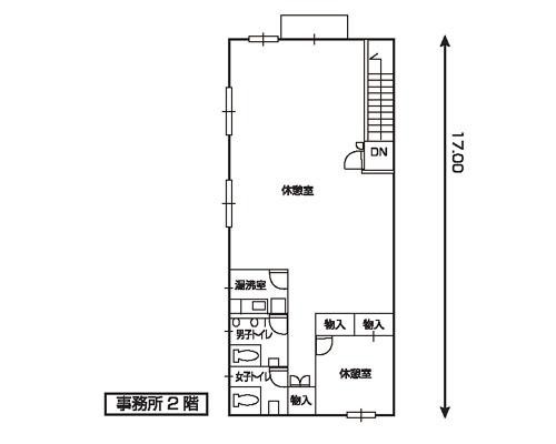 さいたま市岩槻区 東武野田線岩槻駅の貸工場・貸倉庫画像(3)