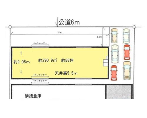 川口市 JR京浜東北線川口駅の貸倉庫画像(1)