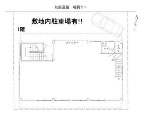 さいたま市大宮区 JR埼京線大宮駅の貸倉庫画像(1)
