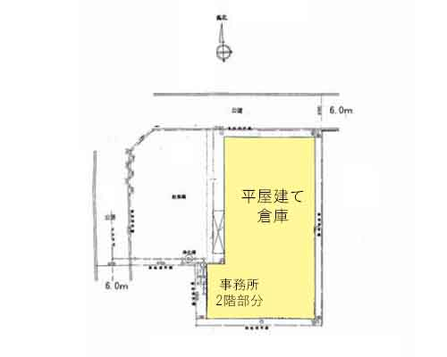 川口市 JR武蔵野線東浦和駅の貸倉庫画像(1)