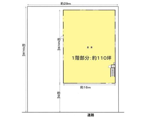 さいたま市桜区 JR武蔵野線西浦和駅の貸工場・貸倉庫画像(1)