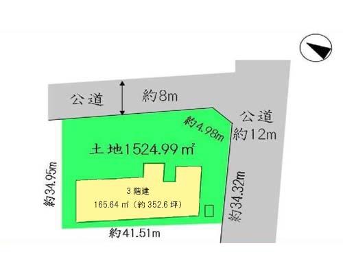 桶川市 JR高崎線北本駅の貸工場・貸倉庫画像(1)