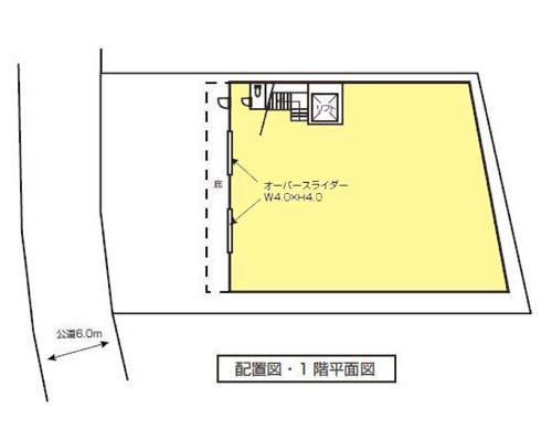 葛飾区 JR総武線小岩駅の貸倉庫画像(1)