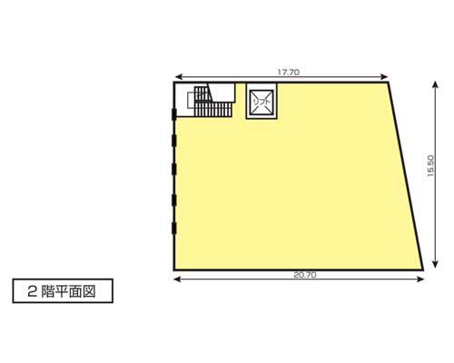 葛飾区 JR総武線小岩駅の貸倉庫画像(2)