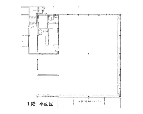 立川市 西武拝島線西武立川駅の貸工場・貸倉庫画像(1)