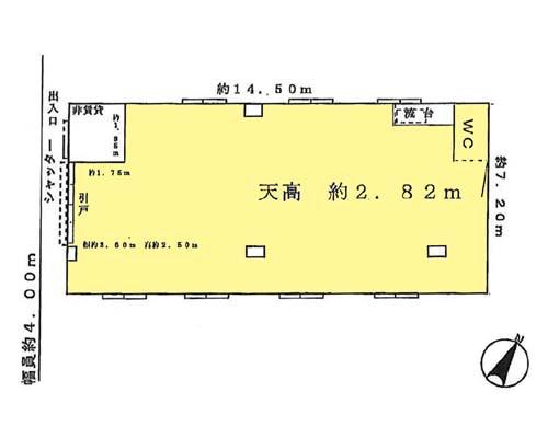江東区 東西線木場駅の貸倉庫画像(1)