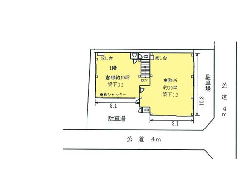 板橋区 東武東上線成増駅の貸倉庫画像(2)