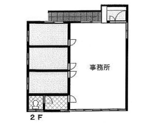 あきる野市 JR青梅線福生駅の貸倉庫画像(2)