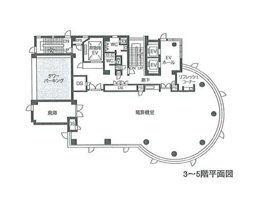 板橋区 東武東上線大山駅の貸工場・貸倉庫画像(2)