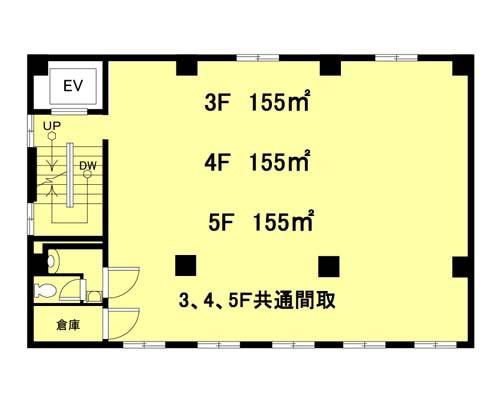 大田区 東急大井町線北千束駅の貸倉庫画像(2)