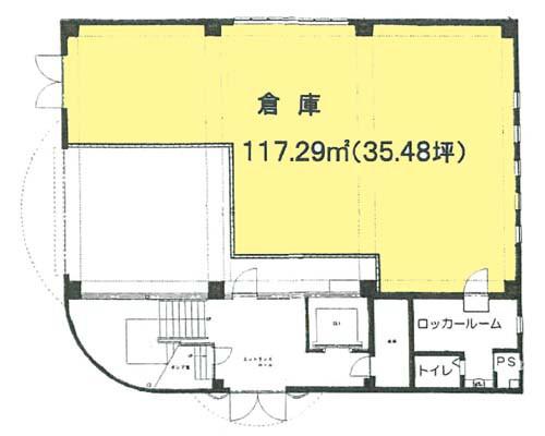練馬区 西武新宿線武蔵関駅の貸倉庫画像(1)