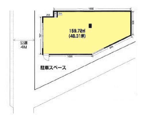 板橋区 都営三田線高島平駅の貸工場・貸倉庫画像(1)