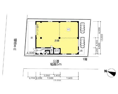 三鷹市 JR中央線武蔵境駅の貸倉庫画像(1)