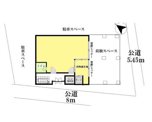 世田谷区 京王線桜上水駅の貸倉庫画像(1)