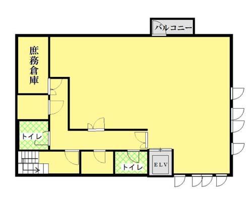 世田谷区 京王線桜上水駅の貸倉庫画像(2)