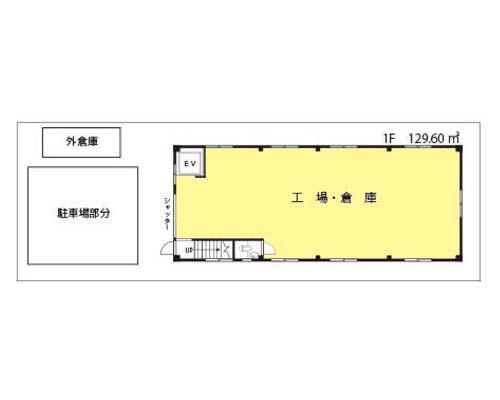 小平市 JR武蔵野線新小平駅の貸工場・貸倉庫画像(1)