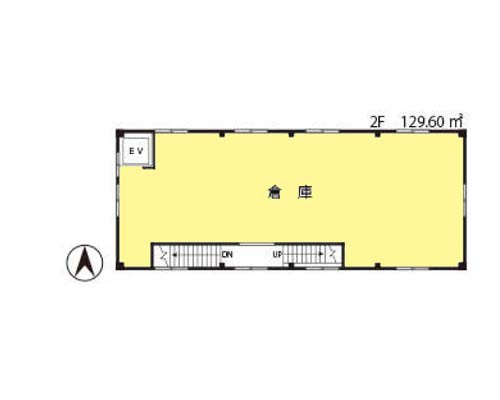 小平市 JR武蔵野線新小平駅の貸工場・貸倉庫画像(2)