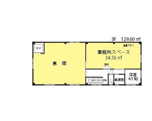 小平市 JR武蔵野線新小平駅の貸工場・貸倉庫画像(3)