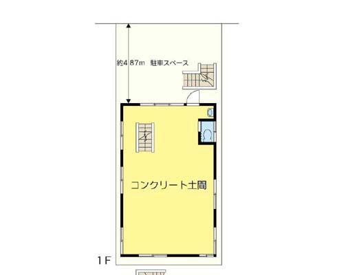 葛飾区 JR総武線新小岩駅の貸倉庫画像(1)