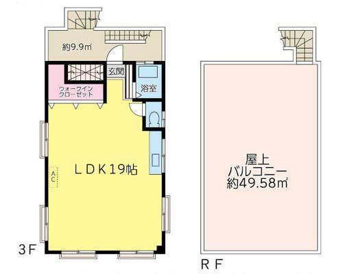 葛飾区 JR総武線新小岩駅の貸倉庫画像(3)