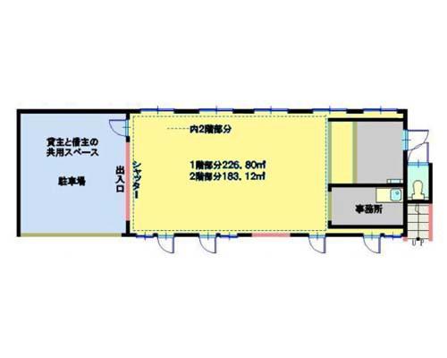 狛江市 小田急小田原線狛江駅の貸倉庫画像(1)