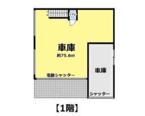 江戸川区 JR総武線小岩駅の貸倉庫画像(1)