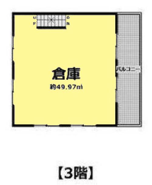 江戸川区 JR総武線小岩駅の貸倉庫画像(3)