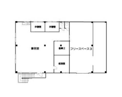 稲城市 JR南武線南多摩駅の貸工場・貸倉庫画像(2)