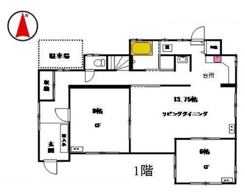 杉並区 丸の内線方南町駅の貸寮画像(1)