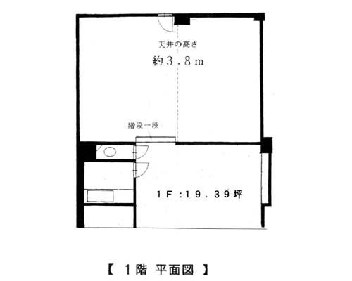 新宿区 JR山手線新大久保駅の貸倉庫画像(1)