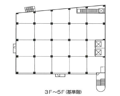 江東区 有楽町線辰巳駅の貸倉庫画像(2)