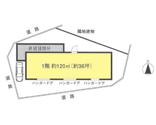 板橋区 有楽町線小竹向原駅の貸倉庫画像(1)