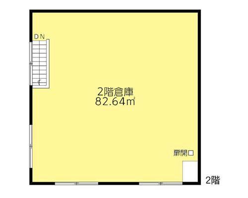 墨田区 都営浅草線押上駅の貸倉庫画像(2)