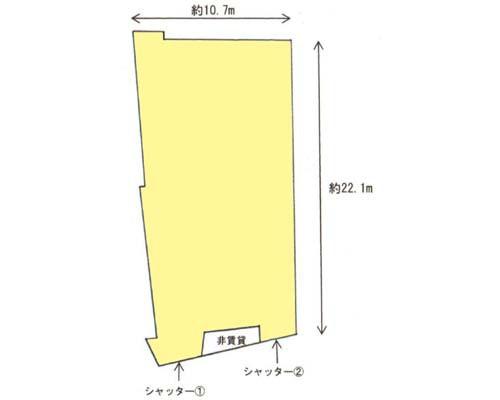 大田区 京浜急行線梅屋敷駅の貸倉庫画像(1)