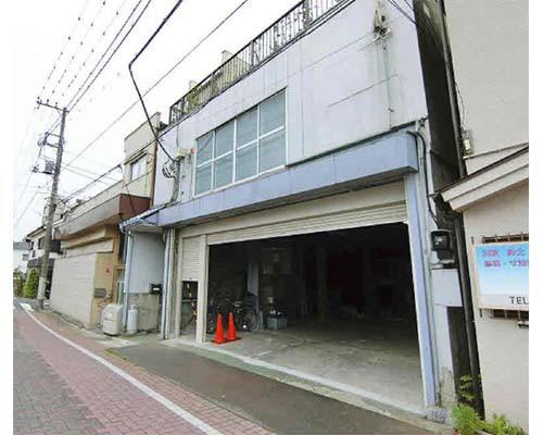 板橋区 東武東上線ときわ台駅の貸倉庫画像(2)