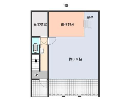 足立区 京成本線千住大橋駅の貸倉庫画像(1)