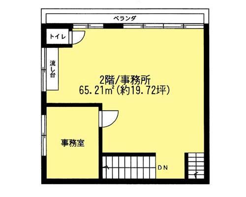 江東区 大江戸線清澄白河駅の貸工場・貸倉庫画像(2)