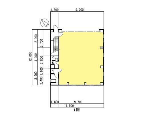 大田区 東京モノレール流通センター駅の貸工場・貸倉庫画像(1)