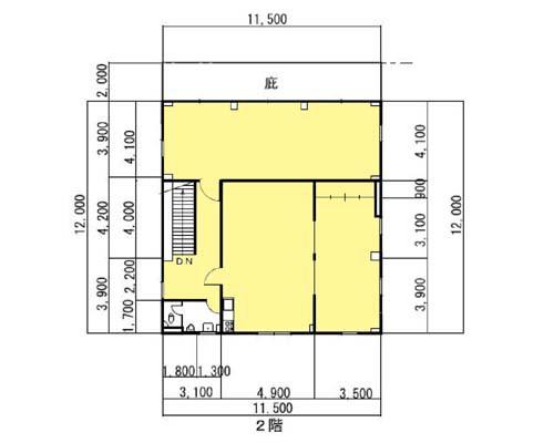 大田区 東京モノレール流通センター駅の貸工場・貸倉庫画像(2)