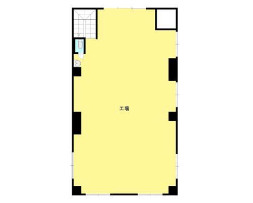 大田区 京急本線雑色駅の貸倉庫画像(1)