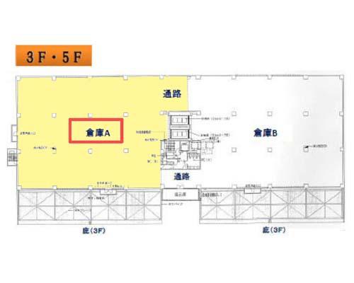 青梅市 JR青梅線小作駅の貸倉庫画像(1)