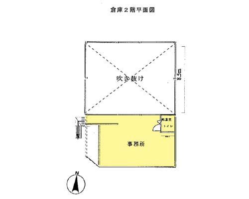 江東区 JR京葉線新木場駅の貸工場・貸倉庫画像(2)
