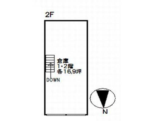 八王子市 JR中央本線八王子駅の貸倉庫画像(2)