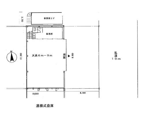 江東区 JR京葉線新木場駅の貸倉庫画像(1)